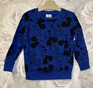 Boys Age 2-3 Years - Mickey Mouse sweater top