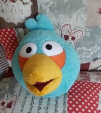 Plush Toy Angry Birds. Original product of Rovio. Jay Blue Bird