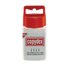COPYDEX WHITE LATEX ADHESIVE GLUE 125ml BOTTLE FOR CRAFT HOBBIES & REPAIR 260920