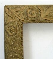 ANTIQUE GREAT QUALITY GILT FRAME FOR PAINTING  21 3/4  X 13 3/4 INCH