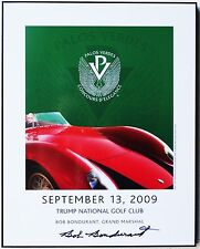2009 Palo Verdes Concours D'Elegance '57 Maserati Laminated Art (Watch Video)
