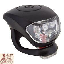 SUNLITE HL-L200 GRIPLIGHT  FRONT BLACK BICYCLE LIGHT