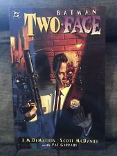BATMAN TWO-FACE CRIME AND PUNISHMENT #1, Prestige Format, DC Comics Very Fine