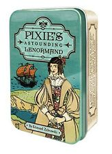 NEW Pixie's Astounding Lenormand Tin Cards Deck Pamela Colman Smith