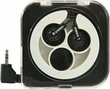 Stereo Earbuds 2.5mm Plug Mylar speakers Ferrite magnets