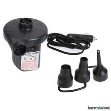 12 V Electric Air Pump Inflator For Inflatable Toy Boat Air Bed Mattress Pool