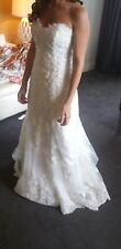 Maggie Sottero Wedding Dress with Sweetheart front