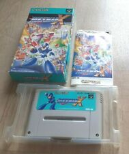 Rockman X Mega Man - Nintendo Super Famicom SFC - NTSC-J JAP JAPAN - Bon Etat