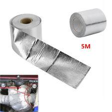 Silver Fiberglass Fire Flame Retardant Adhesive Reflective High Temperature Tape
