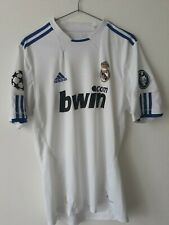 REAL MADRID FC 2010/2011 HOME FOOTBALL CHAMPIONS LEAGE SHIRT JERSEY SPAIN