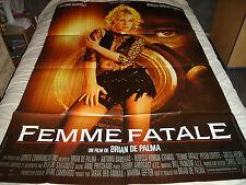 AFFICHE   DE PALMA / BANDERAS / FEMME FATALE