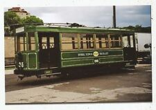 CPA PK AK PHOTO JERSEY STEEL TOWN TROLLEY