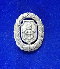 Feuerwehr Bayern, Leistungsabzeichen, Silber   9#