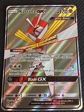 Pokemon : SM CRIMSON INVASION KARTANA GX 106/111 FULL ART