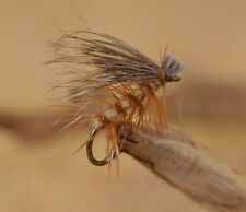 March Brown Dry Premium Fly Fishing Flies - One Dozen - Sizes Available*