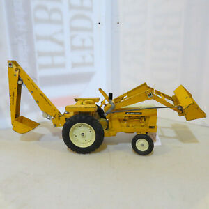 Ertl International 3444 Backhoe with Loader 1/16 IH330