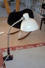Schreibtischlampe DesignerlampeLaborlampe DDR  hochwertig
