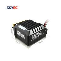 SkyRC TS120 120A Brushless Sensored/Sensorless ESC for 1/10 1/12 1/8 RC Car
