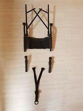 Moon Flac  Verstellgurt  + Rückenlehne Gelenke Fußraste Liegestellung Ersatzteil