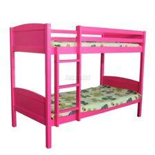 Cadres de lit et lits coffres pour enfant rose pour la maison