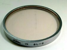 Toshiba Series 7 VII Lens Filter drop in SL-C Skylight coated made in Japan