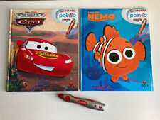 Disney POINGO Interactive Story Reader W/ Finding Nemo & Cars