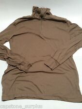 Military LARGE Lightweight Cold Weather Undershirt Top LWCWUS Base Layer Army