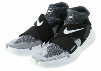 NIKE FREE RN MOTION FK $150 2018 Men's Running Shoes NEW 942840 001 BLACK WHITE