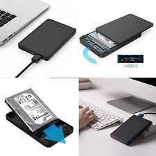 Dust-proof Shockproof 2.5 Inch SATA USB 3.0 Hard Drive Disk Enclosure Case Box