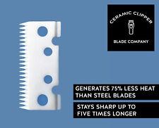 Andis Master / Fade Master Replacement Ceramic Clipper Blade