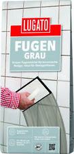 Lugato Fugengrau 1 kg Fugenmörtel Fliesen