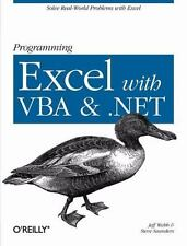 Programming Excel with VBA and .NET: By Webb, Jeff, Saunders, Steve