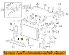 GM OEM-Radiator Lower Mount 52493483