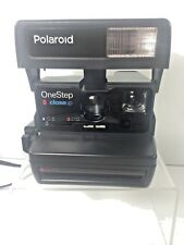 Vintage, Polaroid  One Step Camera, Close Up w/ Strap, Tested