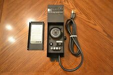 KICHLER 90W 12V LOW VOLTAGE POWER CONTROL CONSOLE WITH TIMER AND PHOTOCELL 30097