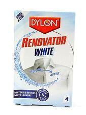 Dylon Renovator White (Whitens & Revives White Laundry) Synthetics & Cotton