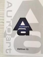Catalogo Catalog Katalog Auto Art Edizione 13 Pag.137 Autoart AACAT2017