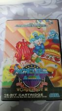 Sega Mega Drive Game Wonder Boy 3 Monster lair UK PAL