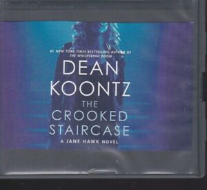THE CROOKED STAIRCASE by DEAN KOONTZ ~UNABRIDGED CD AUDIOBOOK