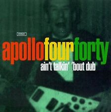 Ain't Talkin Bout Dub Glam CD by Apollo 440 Four Forty Van Halen David Lee Roth
