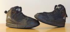 Nike Air Jordan TD Sneakers Shoes PS Boys Kids Retro Walking SC-2 Basketball Blk
