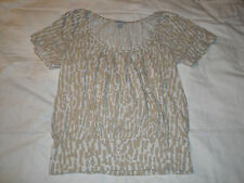 Old Navy Short Sleeve Shirt Top / Blouse Size S