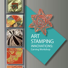 NEW DVD: ART STAMPING INNOVATIONS Carving Workshop with Gloria Page