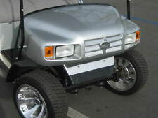 Stainless Polished E-z-go TXT Front Shield yr.95-up