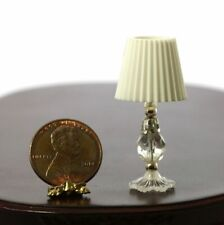 Miniature Dollhouse Modern Table Lamp //Flamingo 922