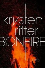 Bonfire by Krysten Ritter (2017, Hardcover)