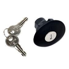 NEW FORD OEM Locking Gas/Fuel Tank Plug Cover Cap with 2 Keys Ford 8U5Z9C268B