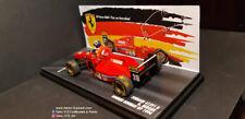 F1 412T1B Ferrari  Winner German GP G.Berger n/minichamps n/spark ferrari 1:43
