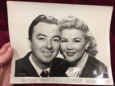 Jack Haley Veda Ann Borg Scared Stiff 1945 Original Movie Photo Still 8x10