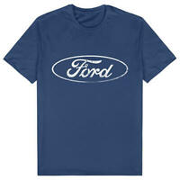 Ford Falcon logo Navy/Blue Men's Tee T-Shirt Mens Fathers Day Birthday Christmas